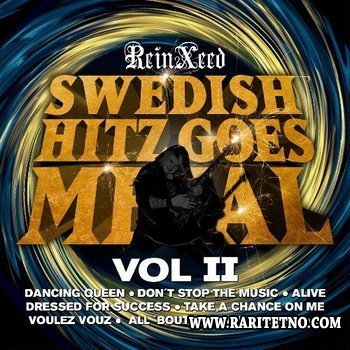 ReinXeed - Swedish Hitz Goes Metal Vol.2 2013