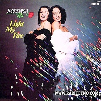 Baccara - Light My Fire 1978