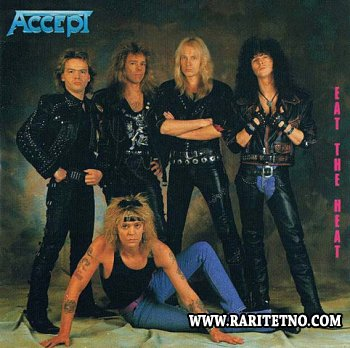 Accept - Eat The Heat 1989 (Lossless)