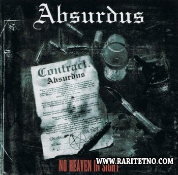 Absurdus - No Heaven In Sight 1998 (LOSSLESS)