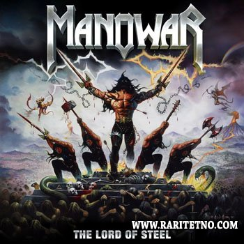 Manowar - The Lord Of Steel 2012