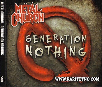Metal Church - Generation Nothing 2013 (Lossless)