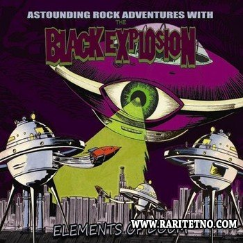 The Black Explosion - Elements of Doom 2013