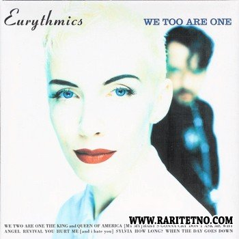 Eurythmics - We Too Are One (Remastered) 1989 (2005)