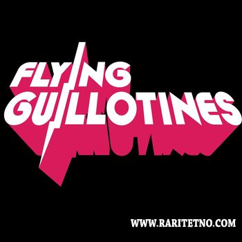 Flying Guillotines - Sailors Lullaby (EP) 2013