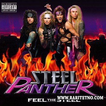 Steel Panther - Feel The Steel 2009