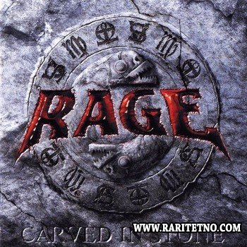 Rage - Carved In Stone 2008
