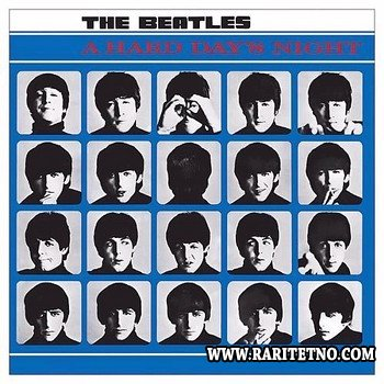 The Beatles - A Hard Days Night 1964 (2008) (MFSL Ebbetts Remastered)