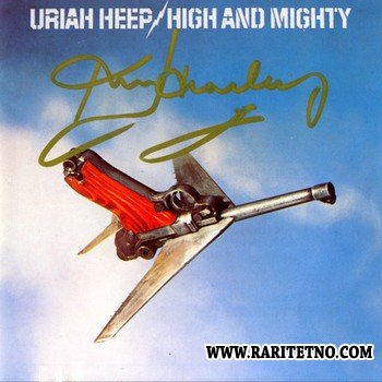 Uriah Heep - High and Mighty 1976
