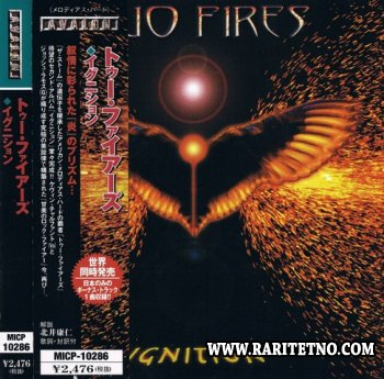 Two Fires - Ignition 2002 (Japanese Edition) (Lossless + MP3)