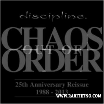 Discipline - Chaos Out Of Order 2013 (1988)