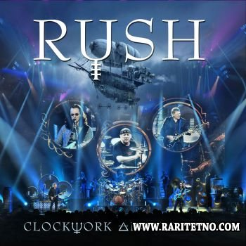 RUSH - Clockwork Angels Tour (3 CD) 2013