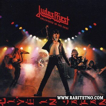 Judas Priest - Unleashed In The East (Remastered) 1979 (2002)