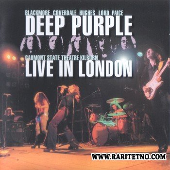 Deep Purple - Live In London (1974) 2007