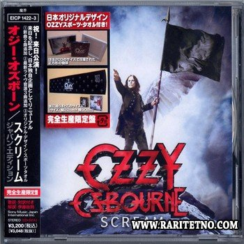 Ozzy Osbourne - Scream (Deluxe Japan Edition) 2010