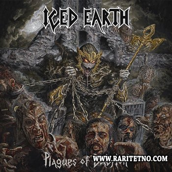 Iced Earth - Plagues Of Babylon (Limited Edition) 2014 (Lossless)