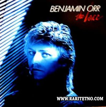 Benjamin Orr - The Lace 1986 (Lossless+MP3)