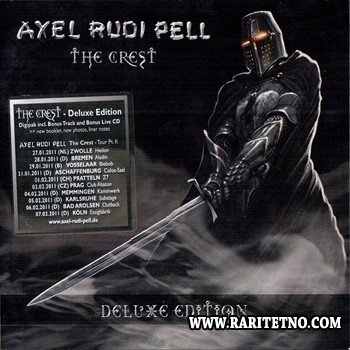 Axel Rudi Pell - The Crest (Deluxe Edition) (2 CD) 2010