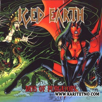 Iced Earth - Days Of Purgatory (2 CD) 1997 (2008)