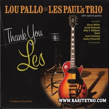 Lou Pallo of Les Paul's Trio - Thank You, Les 2013