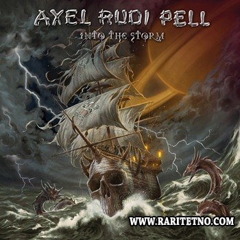 Axel Rudi Pell - Into The Storm (Limited Digipak) 2014 (Lossless+MP3)
