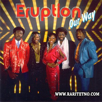 Eruption - Our Way 1983