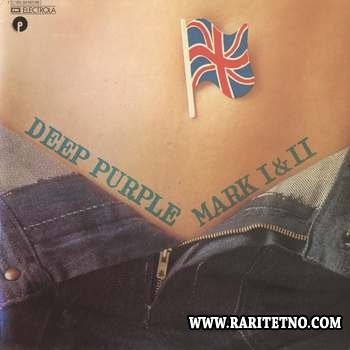 Deep Purple - Mark I & II (2LP) 1973