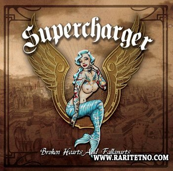 SuperCharger - Broken Hearts And Fallaparts 2014