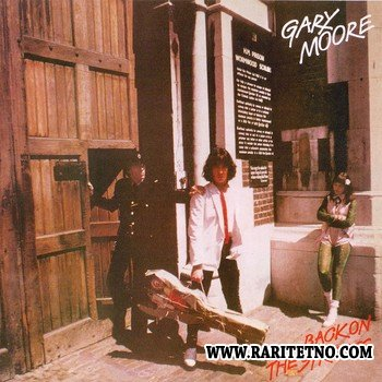 Gary Moore - Back On The Streets (1978) 2013