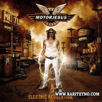 Motorjesus - Electric Revelation 2014