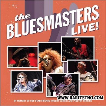 The Bluesmasters - The Bluesmasters Live! 2014