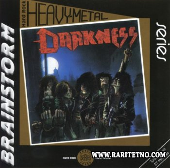 Darkness - Death Squad 1987 (LOSSLESS)