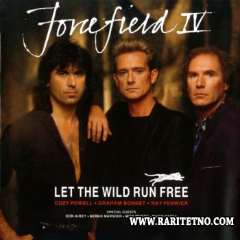 Forcefield - Let The Wild Run Free 1990 (LOSSLESS)