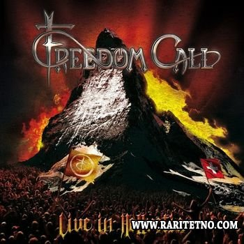 Freedom Call - Live in Hellvetia 2011 (2CD)