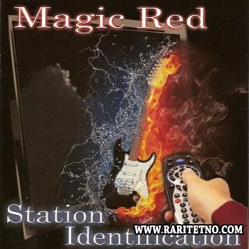 Magic Red - Station Identification  2011