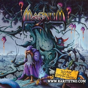 Magnum - Escape From The Shadow Garden 2014 (Lossless)