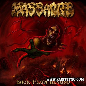 Massacre - Back from Beyond 2014