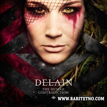 Delain - The Human Contradiction (Limited Edition) 2014