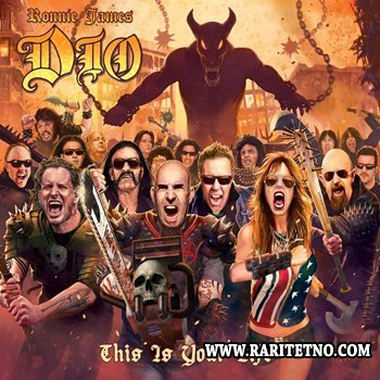 VA - Ronnie James Dio - This Is Your Life 2014