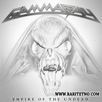Gamma Ray - Empire Of The Undead (Limited Digipack Edition) 2014