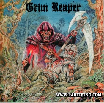 Grim Reaper - Rock You To Hell 1987 (LOSSLESS)
