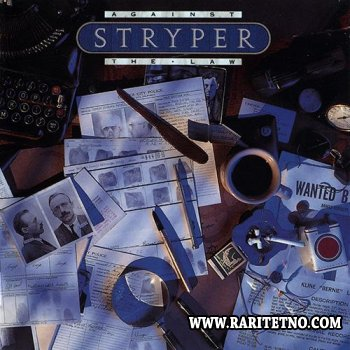 Stryper - Against The Law 1990 (Lossless)