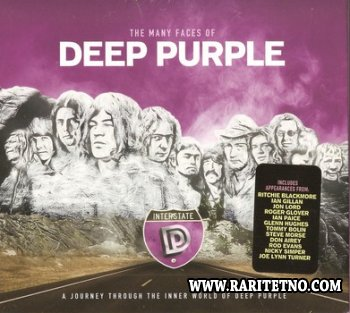 VA - The Many Faces Of Deep Purple (3CD) 2014 (Lossless + MP3)