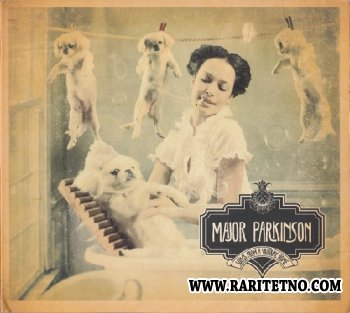 Major Parkinson  - Songs From A Solitary Home 2010 (Lossless + MP3)