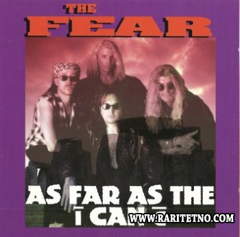 The Fear � As Far As the I Can C 1995 (Lossless + MP3)
