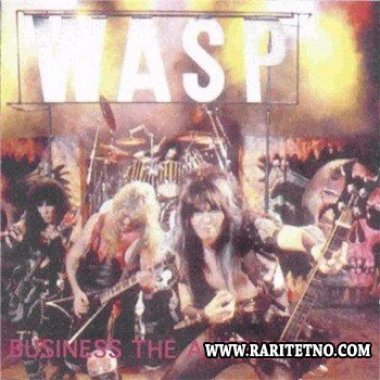 W.A.S.P. - Business The American Way 1998