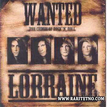 Lorraine - Wanted For Crimes Of Rock n Roll  1993