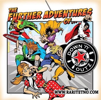 Joe Elliott's Down �n� Outz (DEF LEPPARD) - The Further Adventures of� 2014