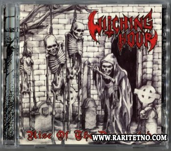 Witching Hour - Rise Of The Desecrated 2009 (Lossless)
