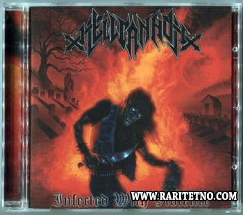 Hellcannon - Infected With Violence 2010 (Lossless)
